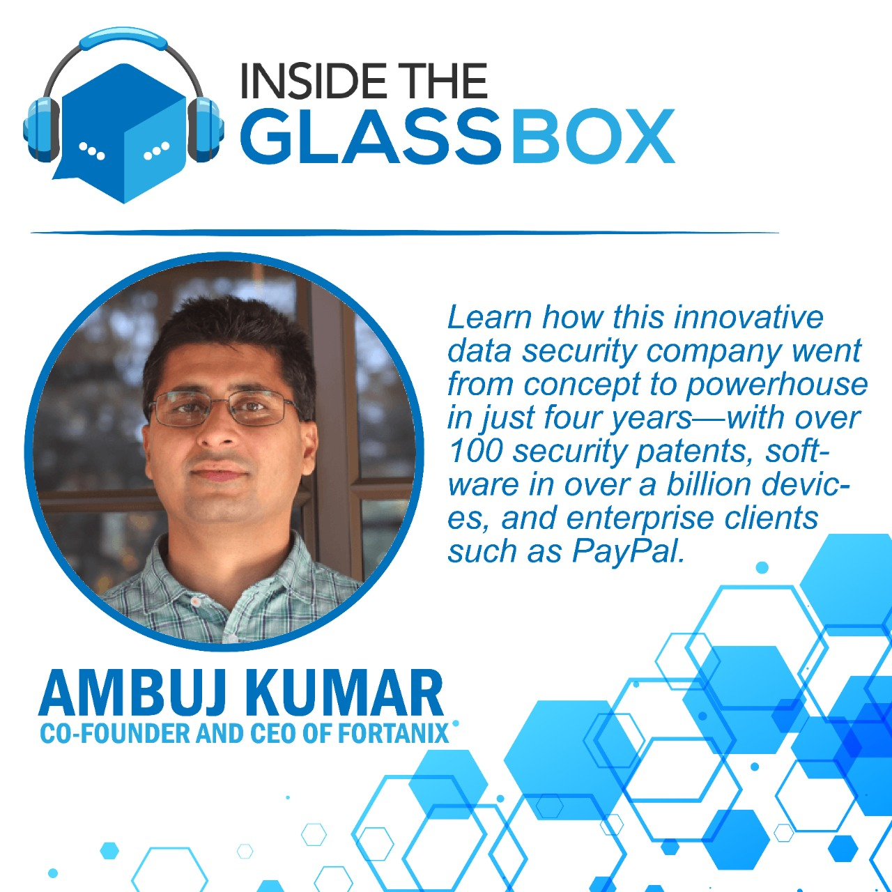 Box - Podcast Law Glass