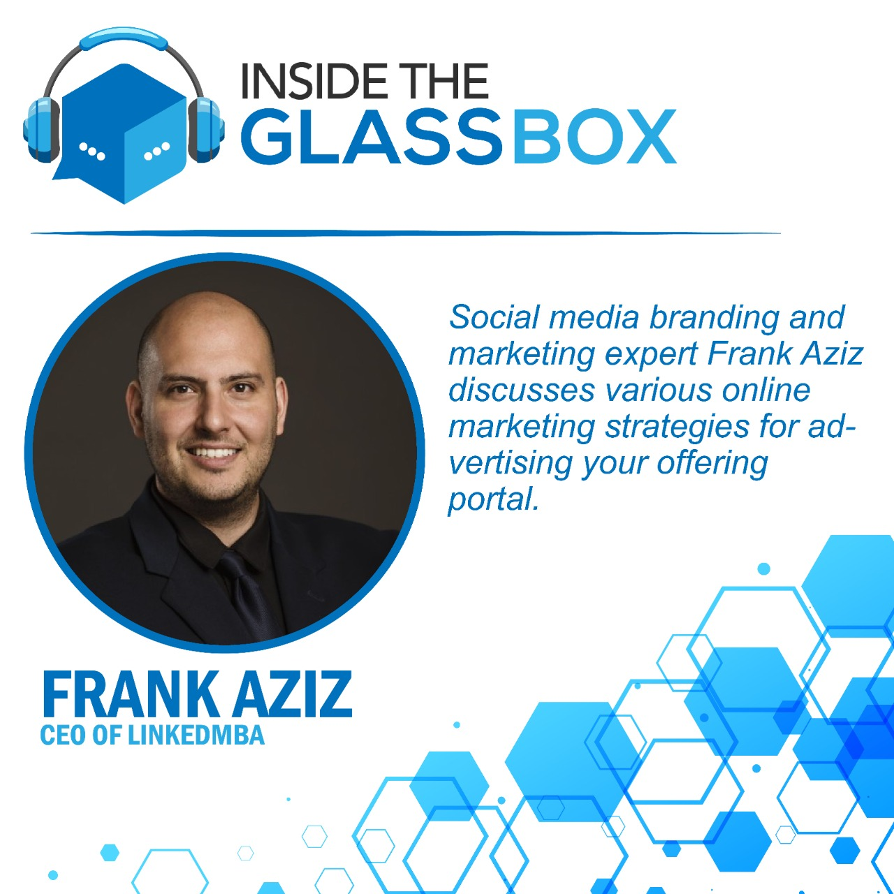- Law Podcast Box Glass