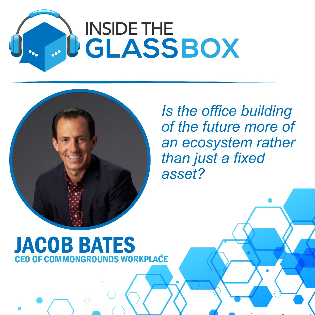 Podcast Law Glass - Box
